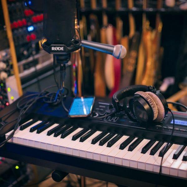 Recording studio based in Berlin
